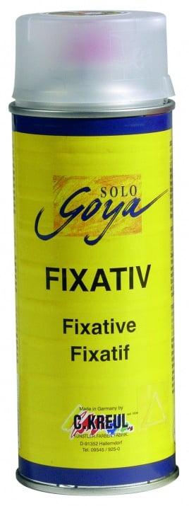 Алуминиево фолио, 20 х 30 см / 0,15 мм, 3 бр., двуцветно - червено и сребристо Защитен финиш за графика SOLO Goya, спрей 400 ml