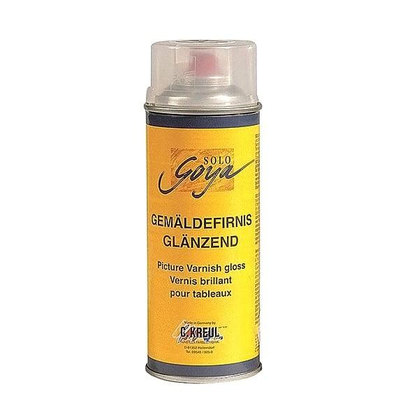 Алуминиево фолио, 20 х 30 см / 0,15 мм, 3 бр., двуцветно - червено и сребристо Защитен финиш за картини гланцов SOLO Goya, спрей 400 ml