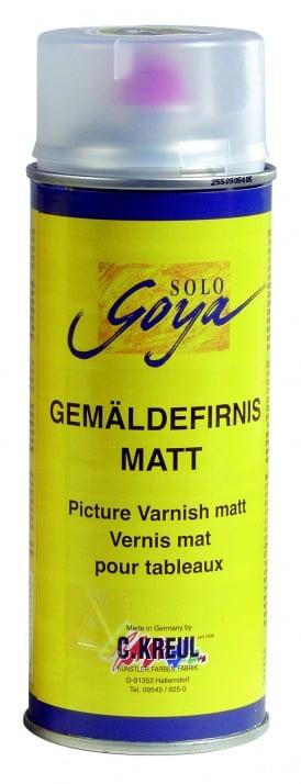 Алуминиево фолио, 20 х 30 см / 0,15 мм, 3 бр., двуцветно - червено и сребристо Защитен финиш за картини матов SOLO Goya, спрей 400 ml
