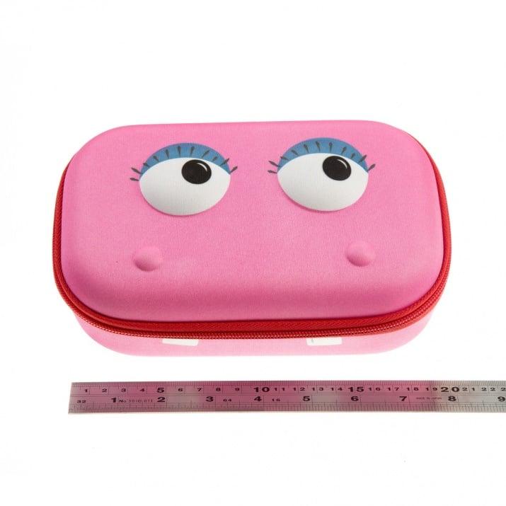 Кутия за съхранение Beast, 21x7.5x13.5cm, розова