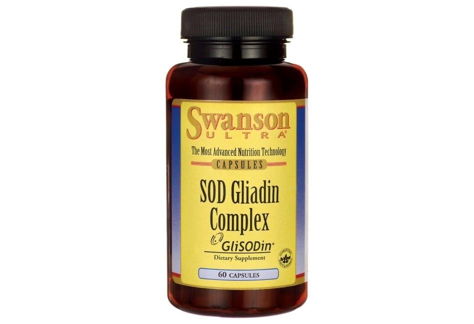 ГЛИАДИН КОМПЛЕКС 450 мг. - защитава зрението, сърдечно-съдовата система, ставите * 60капсули, СУОНСЪН