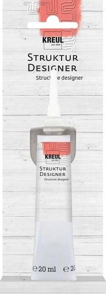Универсален  3D контур, Kreul, 20 ml, безцветен