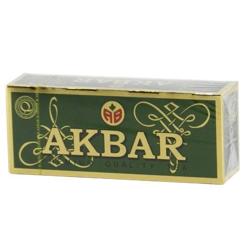 ЗЕЛЕН ЧАЙ ГОЛД АКБАР - филтър х 25, AKBAR
