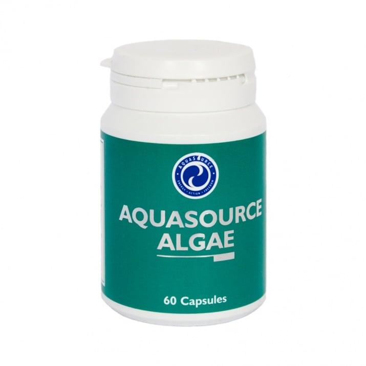 ВОДОРАСЛИ - естествен и пълноценен източник на хранителни вещества - капсули х 60 броя, АКВАСОРС