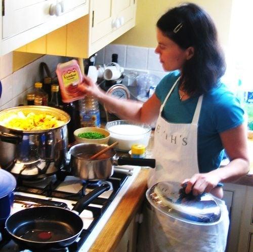 Техники за кухнята