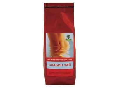 СЛАБИН - чай, 120 гр. BIOHERBA HEALTH CARE
