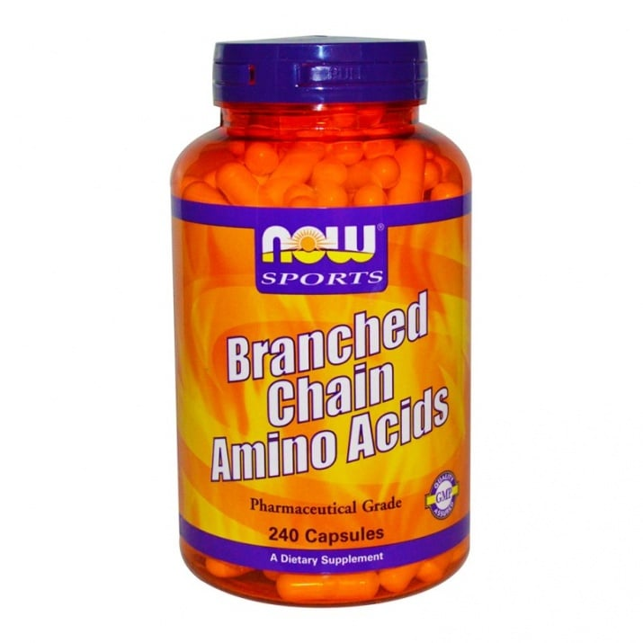 BCAA капс. 800 мг. * 240, НАУ ФУДС