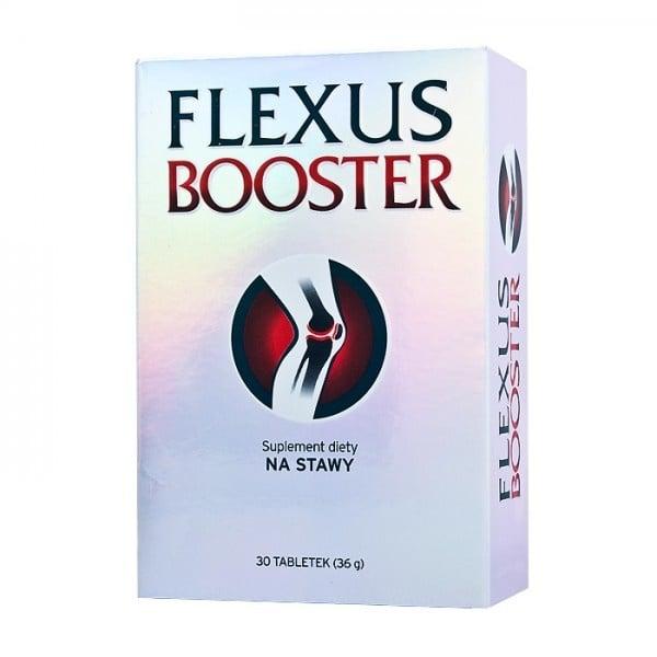 ФЛЕКСУС БУСТЕР - намалява болката в ставите и защитава хрущялите - таблетки х 30, VALENTIS