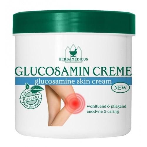 Kрем с глюкозамин 250 мл., Herbamedicus