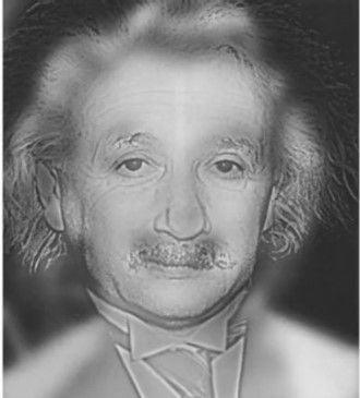 Чие лице виждате на снимката? Изпробвайте зрението си чрез това хибридно изображение