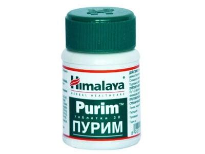 ПУРИМ – за проблемна кожа – таблетки х 30 THE HIMALAYA DRUG CO