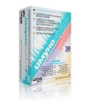 ИМУНОЕФЕКТ - АНТИВИРАЛ - за по-силен имунитет - капсули 475 мг. х 30, МИРТА МЕДИКУС