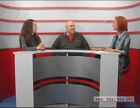 Двама от авторите на newage.bg с телевизионно интервю в предаване на ТВ Стара Загора
