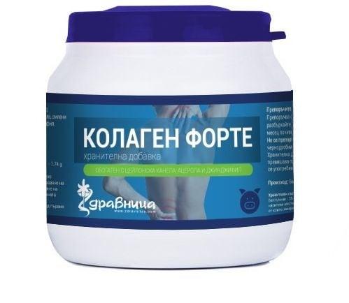 КОЛАГЕН ФОРТЕ 200 гр. ЗДРАВНИЦА