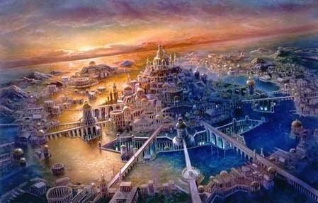 Крион: миналото на човека
