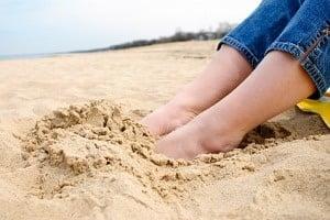 Лекуване с пясък