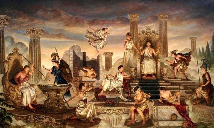 Седемте вида Любов, според древните гърци