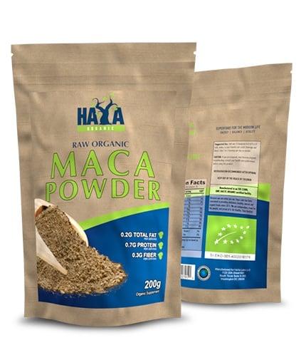 МАКА ПРАХ източник на витамини, минерали и аминокиселини 200 гр.