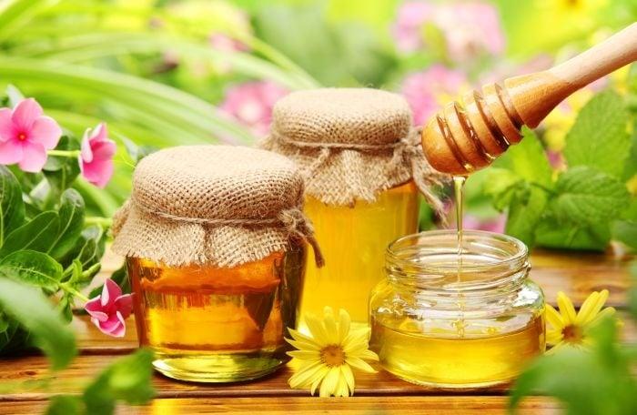 Мед за успокоение, хармония, красива кожа и добро здраве