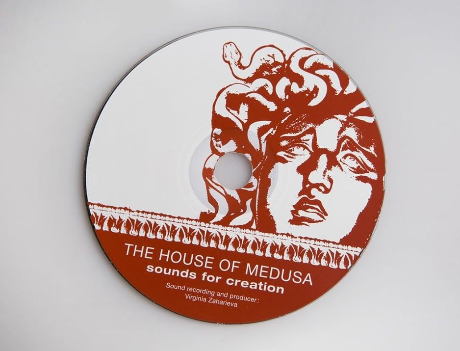 Музика за творчество - The House of Medusa
