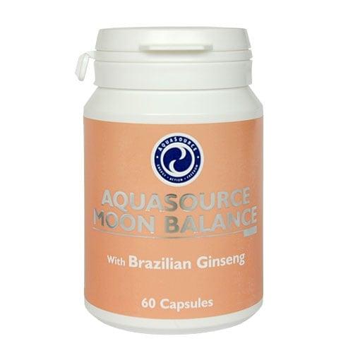 МУУН БАЛАНС - подпомага поддържането на добро общо състояние по време на менопауза - капсули х 60, АКВАСОРС