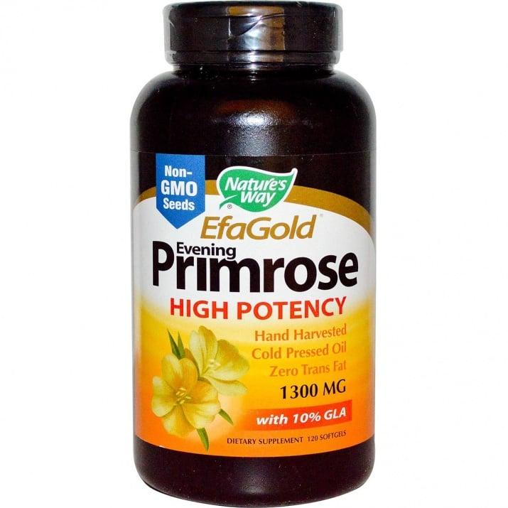 МАСЛО ИГЛИКА - подкрепя нервната система, облекчава симптомите на пмс - капсули 1300 мг. х 60, NATURE'S WAY