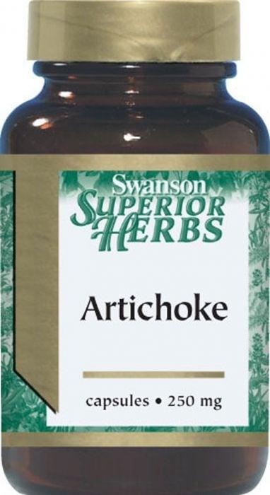 АРТИШОК 250 мг. - подкрепа за черния дроб и хранисмилането * 60капсули