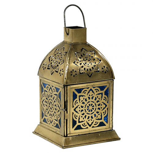 Мандала - атмосферен свещник-лампа