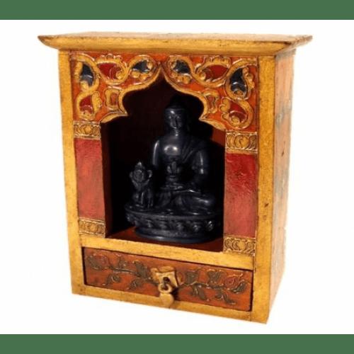 Хинду-будистки олтар малък - домашен