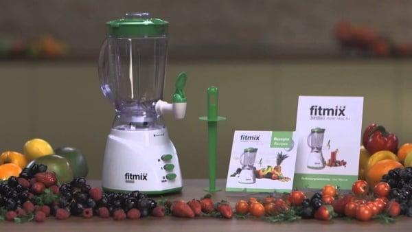 ФИТМИКС - Мощен блендер за здравословно и натурално хранене, 600W, ТЕЛЕСТАР