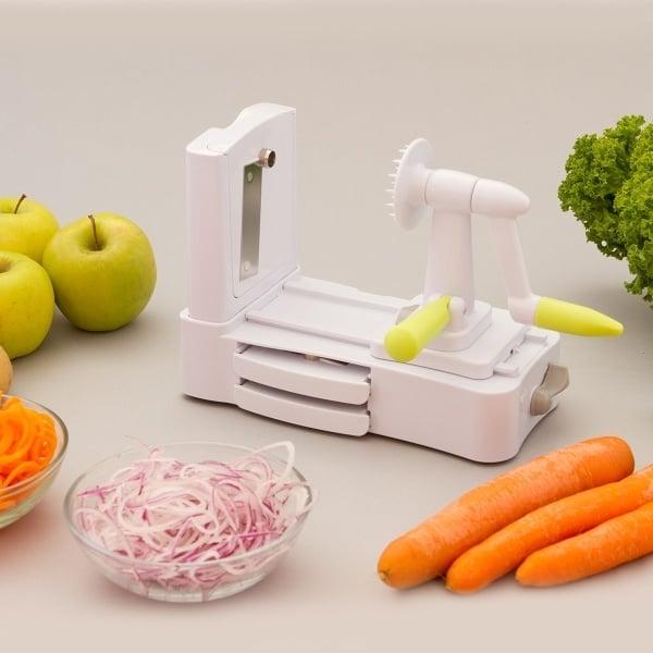 VEGGIE CUT - Автоматично кухненско ренде за бързо и лесно рязане, ТЕЛЕСТАР