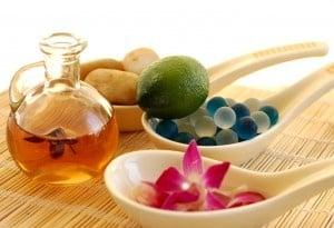 Методи на приложение на ароматерапията
