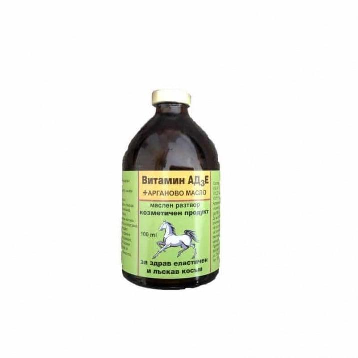 Тривитаминол/АД3Е с Арганово масло, 100 мл.