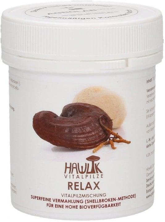 РЕЛАКС от гъби рейши, херициум, кордицепс, за спокойн сън - 300 мг. * 90 капсули