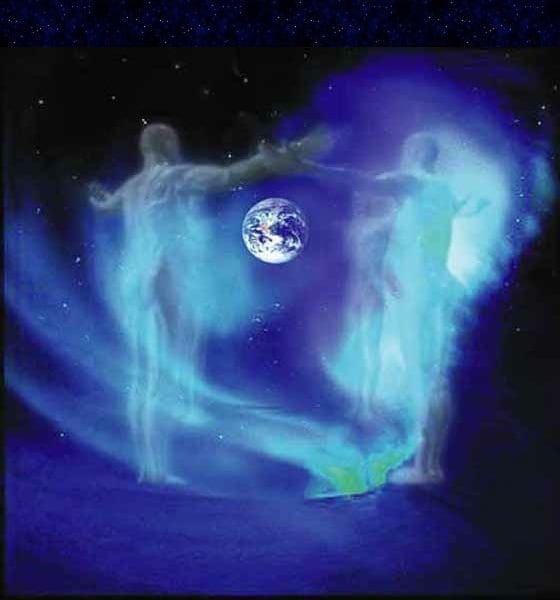 СаЛуСа: Същества от цялата Вселена са около Земята и наблюдават какво се случва