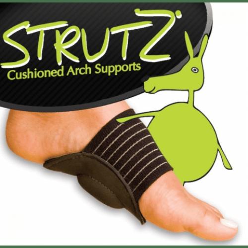 Ортопедични стелки за свода на стъпалото