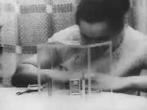 Урок по телекинеза: Избутване на обекти