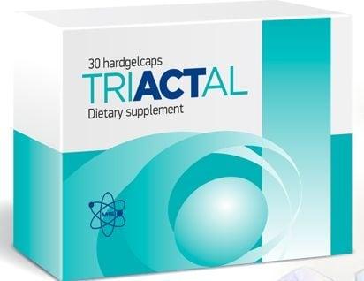 ТРИАКТАЛ - подпомага имунната, храносмилателната,вегетативната и отделителната система - капсули х 30, MEGASMART BULGARIA