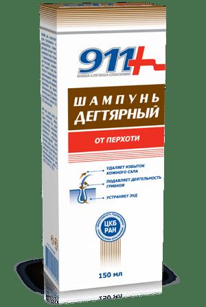 КАТРАНЕН ШАМПОАН ПРОТИВ ПЪРХОТ 150 мл., ТВИНС ТЕК РОССИЯ