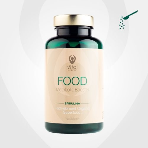 ФУУД - за перфектен метаболизъм - таблетки х 300, VITAL CONCEPT