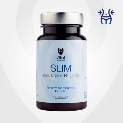 СЛИМ - натурален комплекс за ефективно отслабване - капсули х 30, VITAL CONCEPT