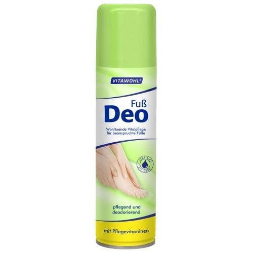 Дезодорант спрей за крака  250мл., Vitawohl