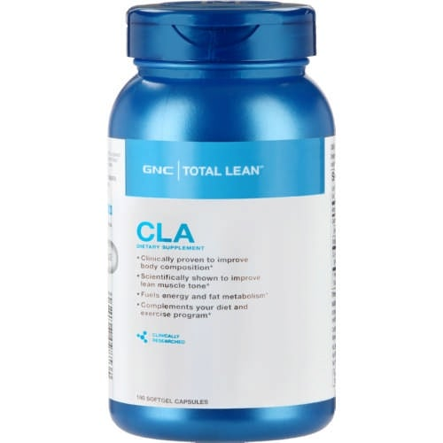ТОТАЛ ЛИЙН КЛА подпомага намаляване на телесните мазнини в областта на корема, талията и ханша * 90капс., GNC