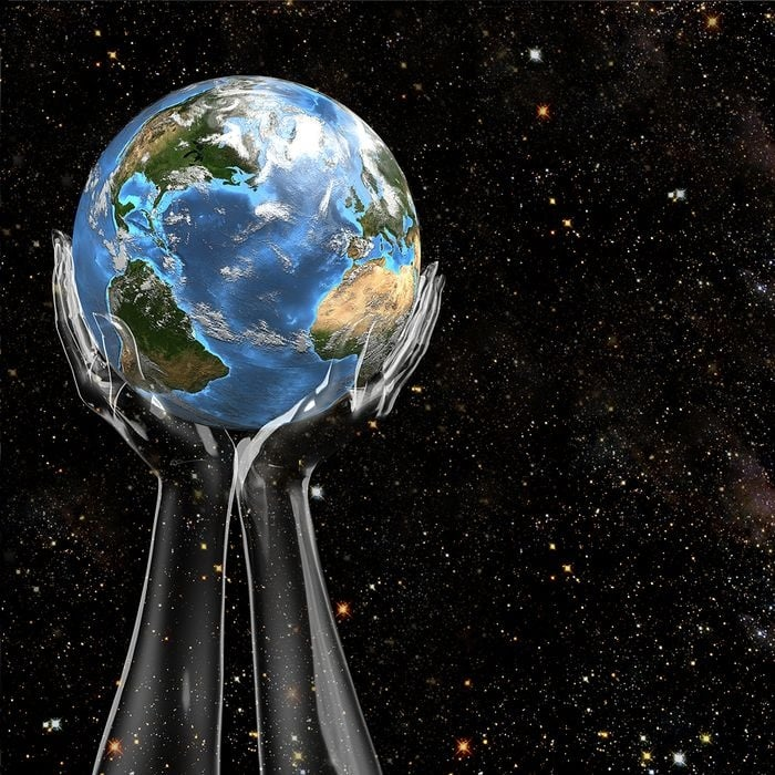 Крион: Земята в коридора на Реалността