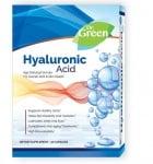 ХИАЛУРОНОВА КИСЕЛИНА 50 мг. подобрява състоянието, еластичността и хидратацията на кожата * 30капсули, ДР.ГРИЙН