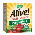 АЛАЙВ ВИТАМИН C 500 мг пудра 120 г