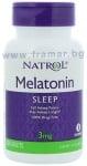 НАТРОЛ МЕЛАТОНИН таблетки 3 мг * 60