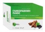 ГЛИКОРАВНИН ПЛЮС капсули 425 мг * 40 МИРТА МЕДИКУС