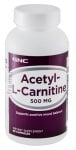 АЦЕТИЛ L - КАРНИТИН капсули 500 мг * 60 GNC