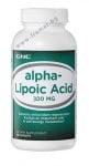 АЛФА ЛИПОЕВА КИСЕЛИНА капс. 300 мг. * 60 GNC